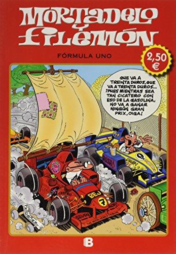 9788466653541: Fórmula 1: (Edición económica) (OLE MORTADELO)