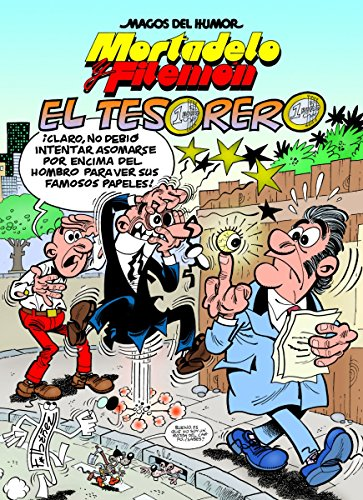 Tesorero, (El). Mortadelo y Filemon
