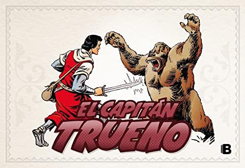 9788466654548: Capitán Trueno, El (Facs. 97-144) La misteriosa Oaxlaca!: (Nueva edición) (B CÓMIC)