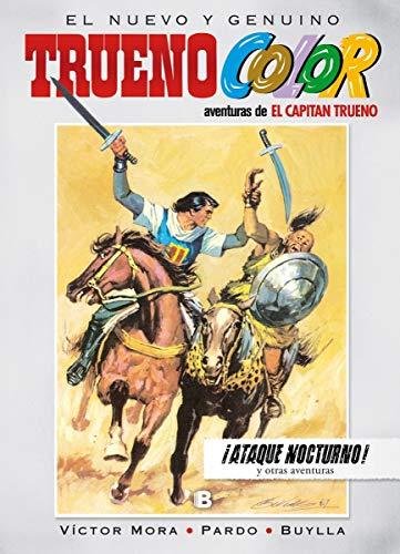 9788466656818: Trueno color Nº 12. Ataque nocturno! (Trueno color/ Thunder Color) (Spanish Edition)