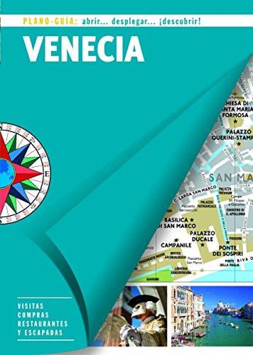9788466657464: Venecia. Plano guia 2016 (Spanish Edition) (Plano Guía / Plan Guide)