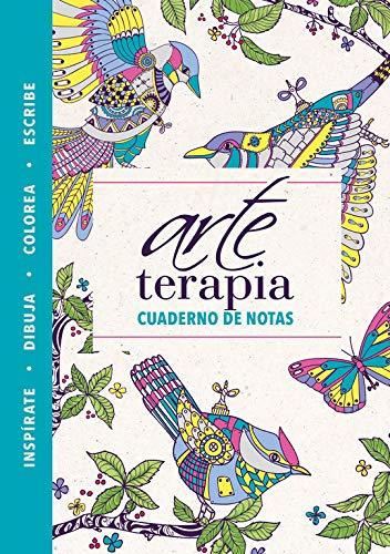 9788466657655: Arte Terapia. Cuaderno de notas