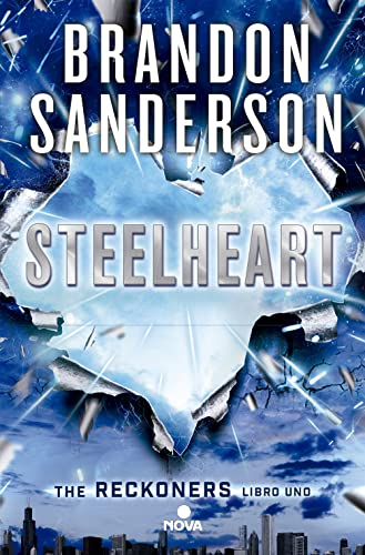 9788466658355: Reckoners 1. Steelheart