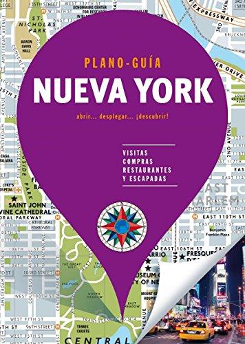 9788466659581: Nueva York (Plano - Guía): Visitas, compras, restaurantes y escapadas (PLANO-GUÍAS)