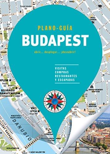 9788466660051: Budapest (Plano - Guía): Visitas, compras, restaurantes y escapadas (PLANO-GUÍAS)
