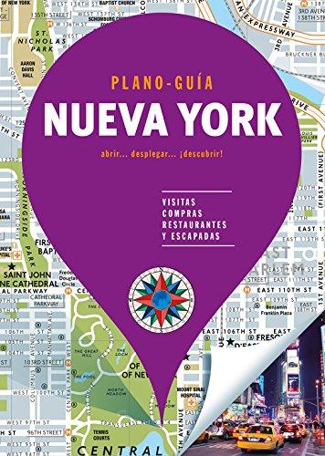 9788466661928: Nueva York (Plano-Guía): Visitas, compras, restaurantes y escapadas