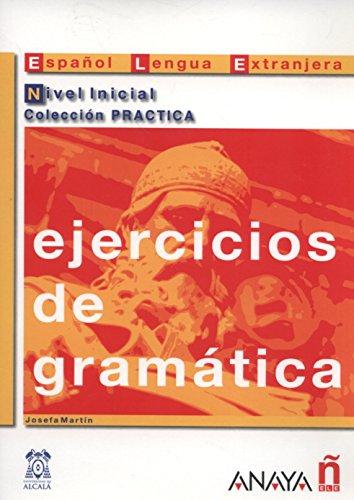 9788466700597: Ejercicios de gramatica (Nivel Inicial) (Practica/ Practice) (Spanish Edition)
