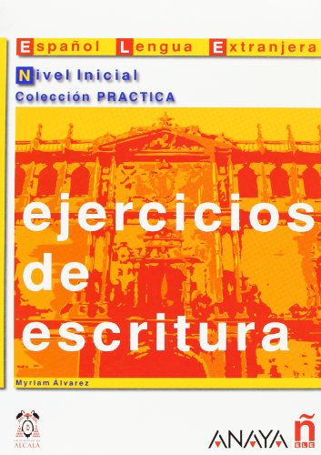 9788466700672: Ejercicios De Escritura - Nivel Inicial - Ele (Practica)