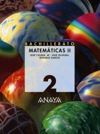 9788466701228: Matematicas, 2 bachillerato