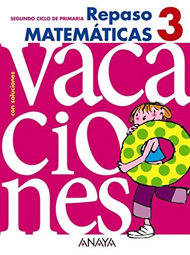 9788466705394: Cuaderno de matemáticas 3 - 9788466705394