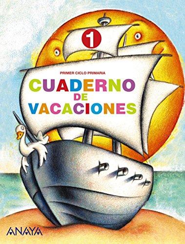 9788466705455: Cuaderno de Vacaciones 1.