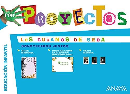 9788466705516: LOS GUSANOS DE SEDA. Construimos juntos.
