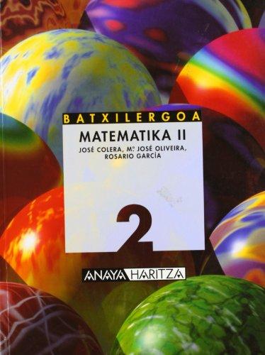 9788466705592: Matematika II