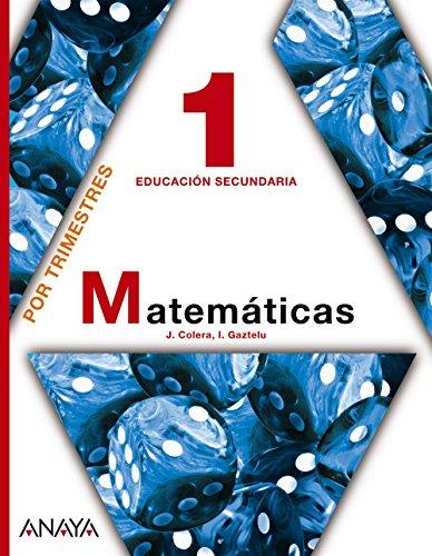 9788466705974: Matemáticas 1. - 9788466705974