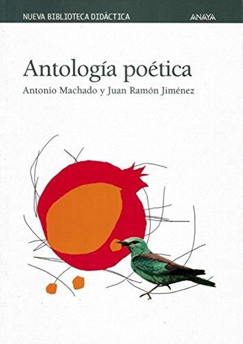 9788466706230: Antología poética (Clásicos - Nueva Biblioteca Didáctica)