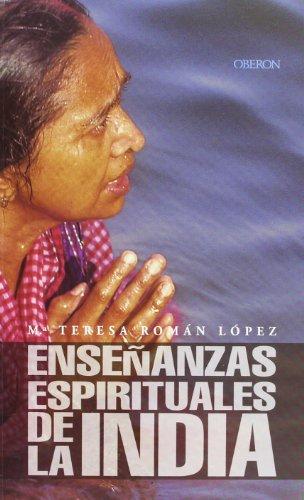 9788466706490: Ensenanzas espirituales de la india / Indian Spiritual Teachings (Spanish Edition)