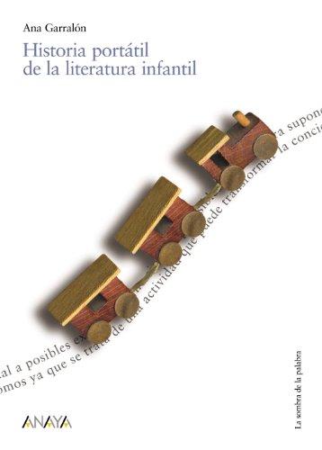 9788466713115: Historia portatil de la literatura infantil/ Portable Story of Juvenile Literature (Spanish Edition)