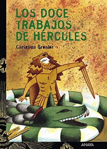 9788466713184: Los doce trabajos de Hércules (Literatura Juvenil (A Partir De 12 Años) - Cuentos Y Leyendas)