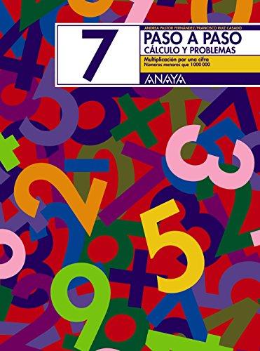 9788466713429: 7. Multiplicación por una cifra