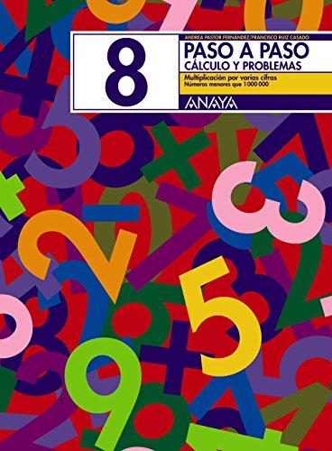 9788466713436: 8. Multiplicación por varias cifras
