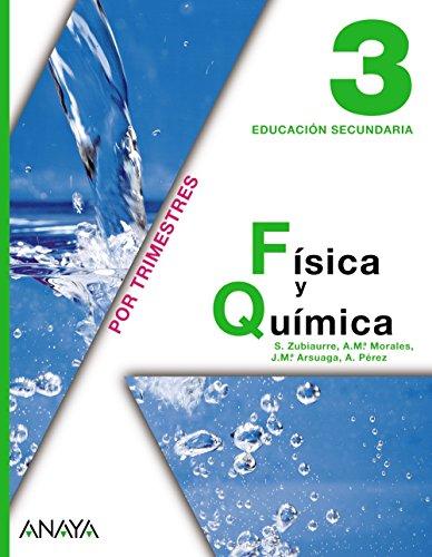 Física y Química 3º ESO: J. Colera; R.