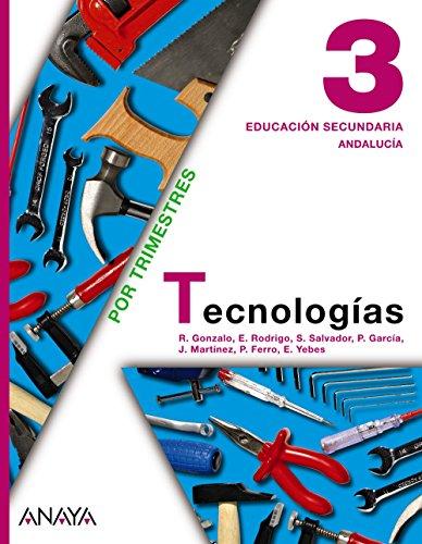 9788466714815: Tecnologías 3. 3º Educación Secundaria Obligatoria. Libro del Alumno. Andalucía