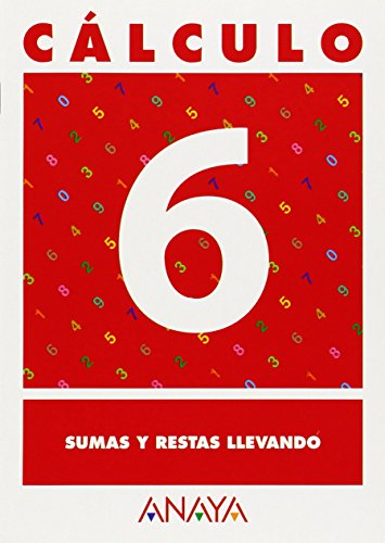 CUADERNO CALCULO Nº 6: PASTOR FERNÁNDEZ, ANDREA;
