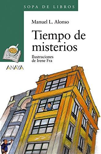 9788466715737: Tiempo de misterios (Literatura Infantil (a partir de 10 Años) - Sopa De Libros) (Literatura Infantil ( a partir de 11 Años) - Sopa De Libros)