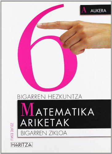 Dbh 4 - Matematika Ariketak 6: Batzuk