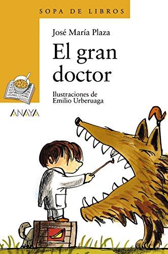 9788466725552: El gran doctor (Sopa de Libros / Soup of Books) (Spanish Edition)