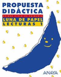 9788466728652: Luna de papel 1. Propuesta didáctica