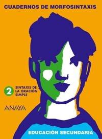 Cuaderno de sintaxis, 1 ESO, 2 ciclo: María Dolores Ganga