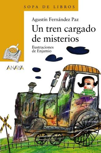 9788466736886: Un tren cargado de misterios (LITERATURA INFANTIL (6-11 años) - Sopa de Libros)