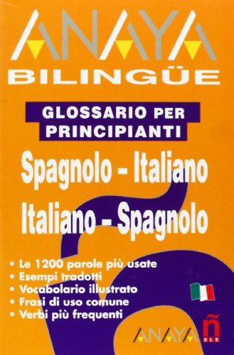 9788466737296 Anaya Bilingue Basic Glossary Spanish