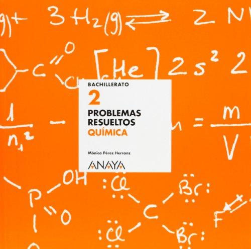 9788466741309: Problemas Resueltos: Quimica 2 (Bachillerato) (Coleccion Problemas Resueltos)