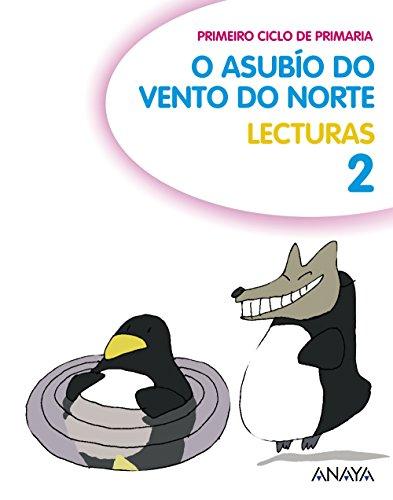 9788466742436: Lecturas 2: O asubío do Vento do Norte - 9788466742436