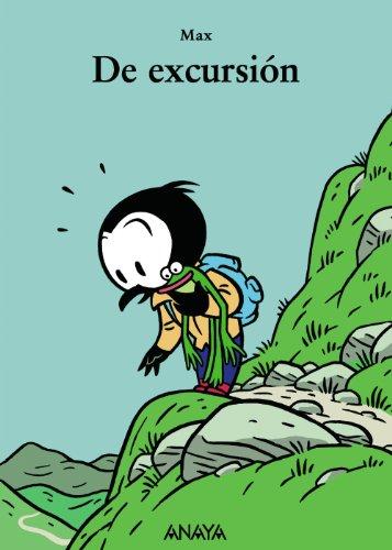 9788466744294: De excursion / Day Trip (Mi Primera Sopa De Libros / My First Soup of Books) (Spanish Edition)