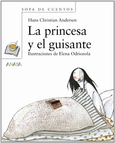 9788466744355: La princesa y el guisante (Primeros Lectores (1-5 Años) - Sopa De Cuentos (Mini-Libros))