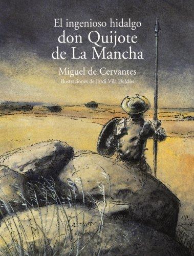 9788466745697: Don Quijote de La Mancha (Libros Infantiles - Libros-Regalo)