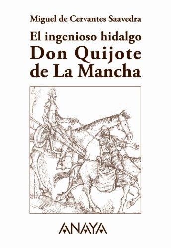 9788466745840: El ingenioso hidalgo Don Quijote de La Mancha (Libros Infantiles - Libros-Regalo)
