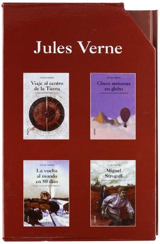 Estuche Jules Verne: Verne, Jules; Torrecilla,