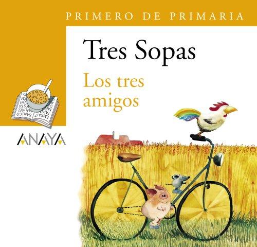 9788466747783: Tres Sopas
