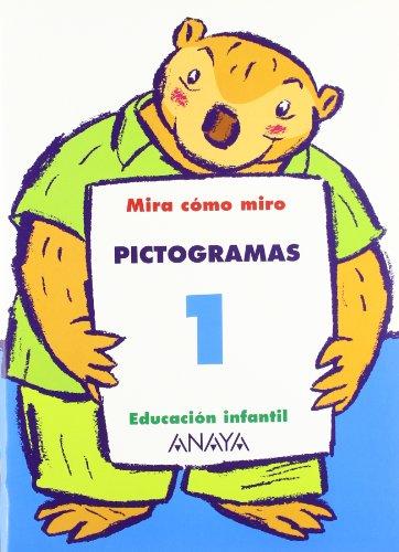 9788466750455: Pictogramas 1. - 9788466750455