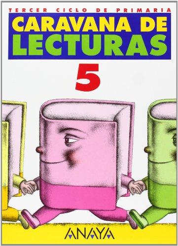 9788466750844: Caravana de lecturas 5.
