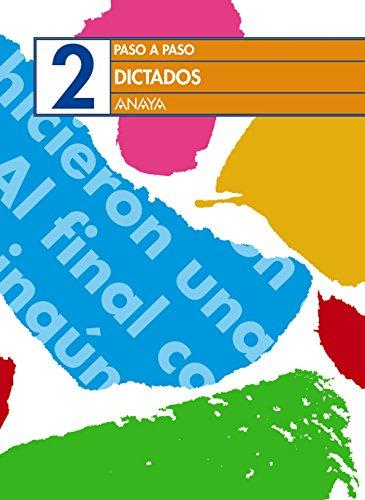 Dictados 2, Educación Primaria. Cuaderno 2: Juan Cruz Pascual