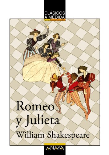 Romeo y Julieta. (edición adaptada, ilustrada).: Shakespeare, William [1564-1616]: