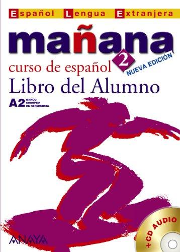 9788466752602: Manana 2. Libro del Alumno (Español lengua extranjera / Spanish foreign language) (Spanish Edition)