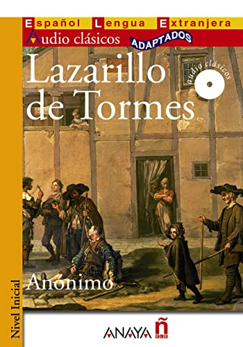 Lazarillo de Tormes: Clasicos Adaptados (Audio Clasicos: Anonymous
