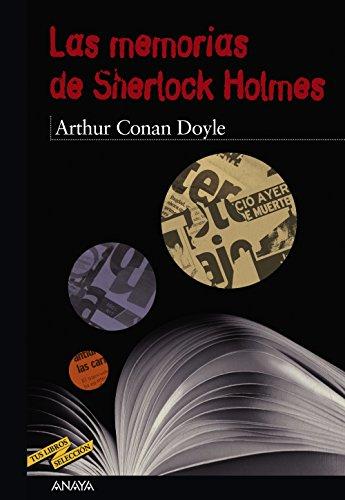 9788466753760: Las memorias de Sherlock Holmes (Clásicos - Tus Libros-Selección)