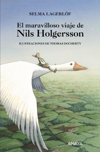 9788466753814: El maravilloso viaje de Nils Holgersson/ The Wonderful Aventures of Nils Holgersson (Spanish Edition)